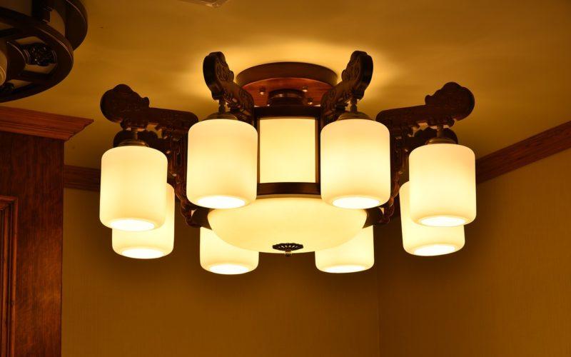 Lampy I żyrandole Nowoczesne Oświetlenie Domu Punkt
